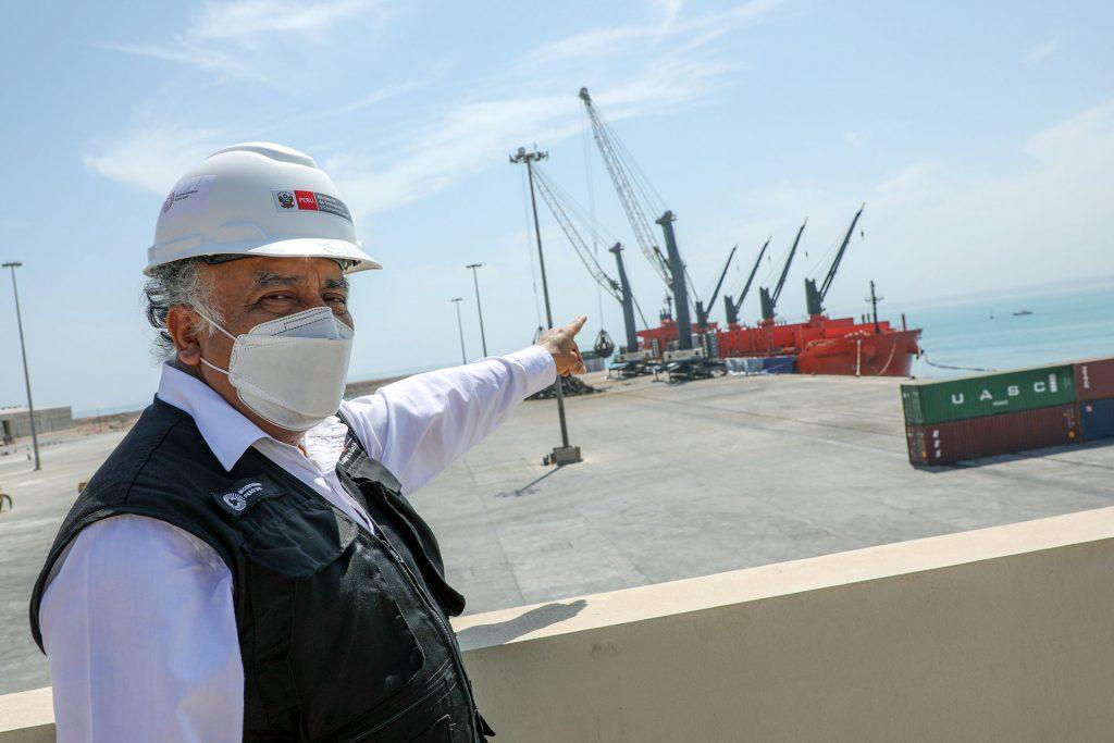 Terminal Portuario de Paracas dinamizará la economía de Ica